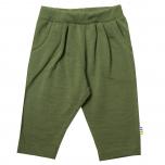 Joha püksid meriinovill, roheline