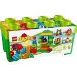 LEGO DUPLO Kõik ühes klotsikast 65 elementi