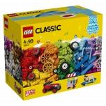 LEGO Classic klotsid hoos 442 elementi