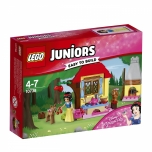 LEGO Juniors Lumivalgekese metsamajake 67 elementi