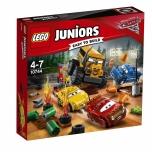 LEGO Juniors Pikseoru pöörane 8-ralli 191 elementi