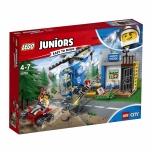 LEGO Juniors Politseioperatsioon mäel 115 elementi
