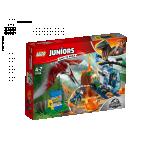 LEGO Juniors Pteranodoni eest põgenemine 84 elementi