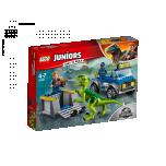 LEGO Juniors Raptori päästeauto 85 elementi