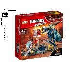 LEGO Juniors Elastiktüdruku tagaajamine katusel 95 elementi