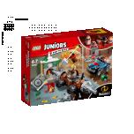 LEGO Juniors Õõnestaja pangarööv 149 elementi