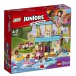 LEGO Juniors Stephanie järveäärne maja 215 elementi