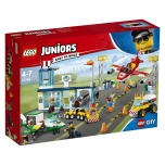 LEGO Juniors Kesklinna lennujaam 376 elementi