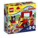 LEGO DUPLO Miki ralliauto 15 elementi