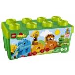 LEGO DUPLO Minu esimene loomade ehituskast 34 elementi