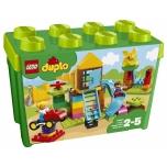 LEGO DUPLO Suur mänguväljaku ehituskast 71 elementi