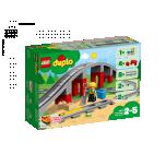 LEGO DUPLO Rongisild ja rööpad 26 elementi