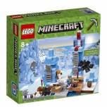 LEGO Minecraft Jääogad 454 elementi