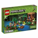 LEGO Minecraft Nõiahütt 502 elementi
