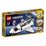 LEGO Creator Kosmosesüstik Explorer 285 elementi