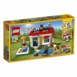 LEGO Creator Modulaarne basseinipuhkus 356 elementi