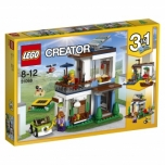 LEGO Creator Moodulitest kaasaegne kodu 386 elementi
