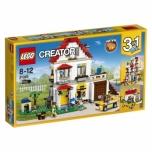 LEGO Creator Moodulitest perevilla 730 elementi