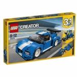 LEGO Creator Turbo-võidusõiduauto 664 elementi