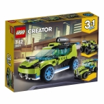 LEGO Creator Rakettralliauto 241 elementi