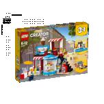 LEGO Creator Modulaarsed magusad üllatused 396 elementi