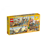 LEGO Creator Piraadi Ameerika mäed 923 elementi