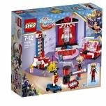 LEGO Super Hero Girls Harley Quinni ühiselamu 176 elementi