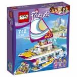 LEGO Friends Päikesepaistekatamaraan 603 elementi