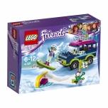 LEGO Friends Talvekeskuse maastur 141 elementi