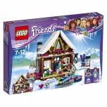LEGO Friends Talvekeskuse puhkemaja 402 elementi