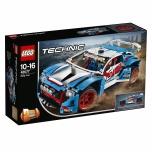 LEGO Technic Ralliauto 1005 elementi
