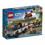 LEGO City ATV võidusõidumeeskond 239 elementi