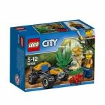 LEGO City Džunglibagi 53 elementi