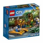 LEGO City Džungli põhikomplekt 88 elementi