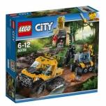 LEGO City Džunglisoomuki missioon 378 elementi