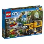 LEGO City Džungli liikuv labor 426 elementi