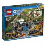 LEGO City Džungli uurimislaager 813 elementi