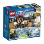 LEGO City Rannavalve põhikomplekt 76 elementi