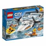 LEGO City Mere-päästelennuk 141 elementi