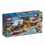LEGO City Nelikveoga päästeauto 347 elementi