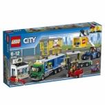 LEGO City Kaubaterminal 740 elementi