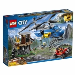 LEGO City Mägedes arreteerimine 303 elementi
