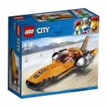 LEGO City Kiirusrekordi auto 78 elementi