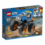 LEGO City Hiigelveok 192 elementi