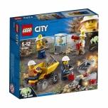 LEGO City Kaevandusmeeskond 82 elementi