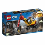 LEGO City Lõhkumismasin 127 elementi