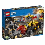 LEGO City Kaevanduspuur 294 elementi