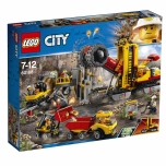 LEGO City Kaevandusekspertide plats 883 elementi