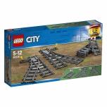 LEGO City Pööre 8 elementi