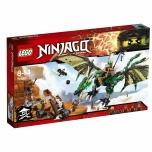 LEGO Ninjago Roheline NRG draakon 567 elementi